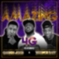 4 G Cover-Amazing feat. Canton Jones & T