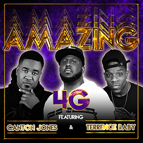 4 G Cover-Amazing feat. Canton Jones & T