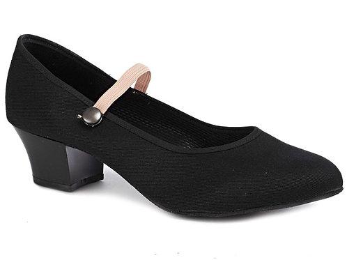 Cuban Heel Charcter shoe