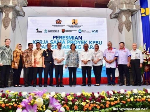 KPBU Percepat Pembangunan Infrastruktur