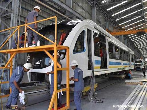 Akselerasi Industri Kereta Api di Indonesia