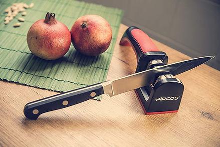 סכין ומשחיז