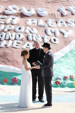 Salvation Mountain Wedding 3.8 (30)