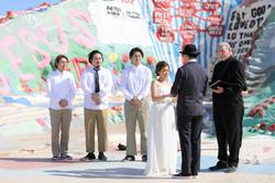 Salvation Mountain Wedding 3.8 (41)