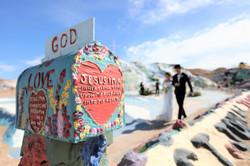 Salvation Mountain Wedding 3.8 (121)