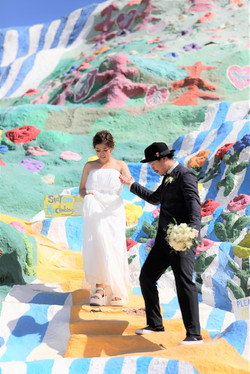 Salvation Mountain Wedding 3.8 (67)