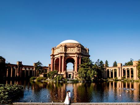 サンフランシスコのランドマーク!