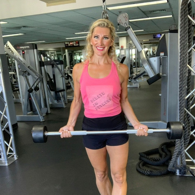 Lorissa Elder, Certified Personal Trainer