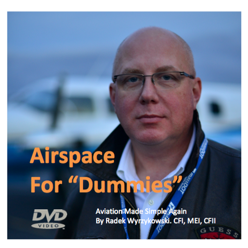 DVD - Airspace for Dummies