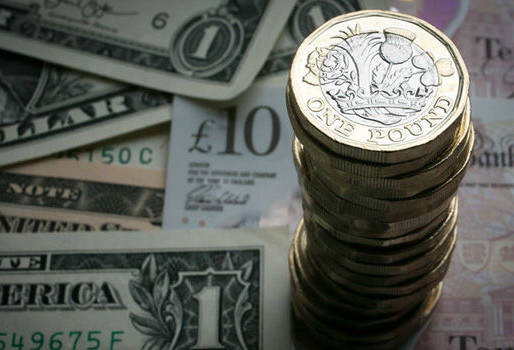 British Pound (GBP) Latest: Record GDP Collapse, GBP/USD Dips