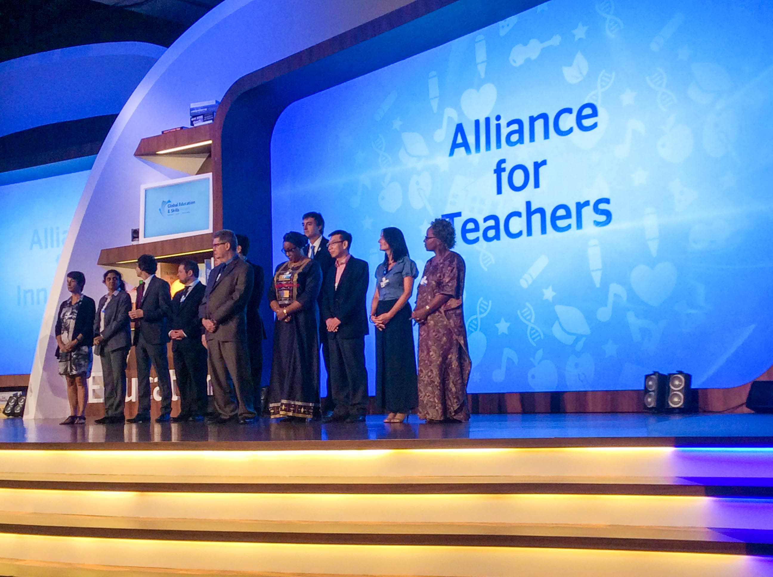 Alliance for Teachersedit
