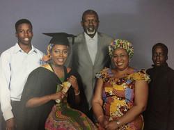 Oley's Daughter Graduation