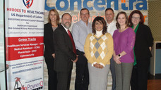 Concentra and Valor Healthcare Join Heroes to Healthcare