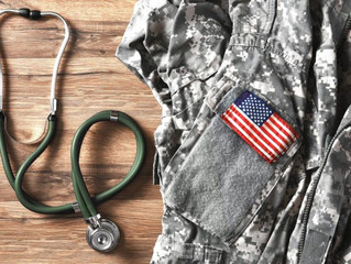 How Local Veterans are Finding Healthcare Careers