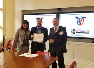The United States Department of Labor Recognizes ImpowerQ Associates Heroes to Healthcare Initiative