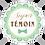 """Thumbnail: Badge """"Super Témoin"""" - 1901"""