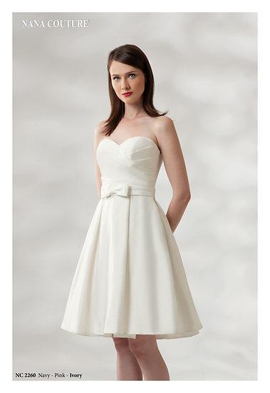 Robe de Mariée Nana Couture Modèle NC2260 Ivoire