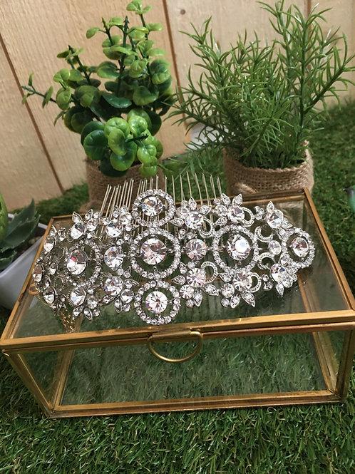 Peigne de mariée strass - Beguin