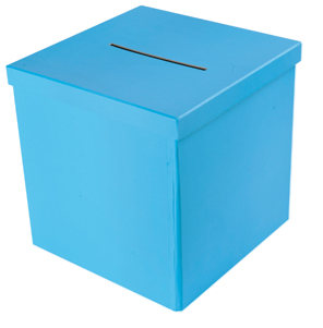 Urne Mariage - 2911 Bleu