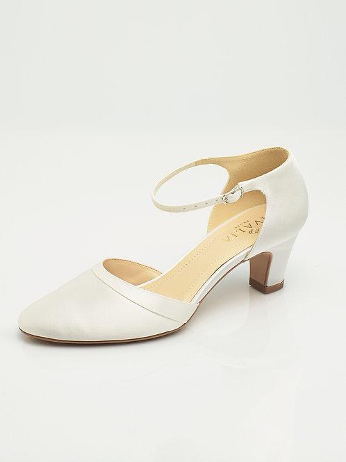 Chaussures de mariée satin AVALIA - EMMA