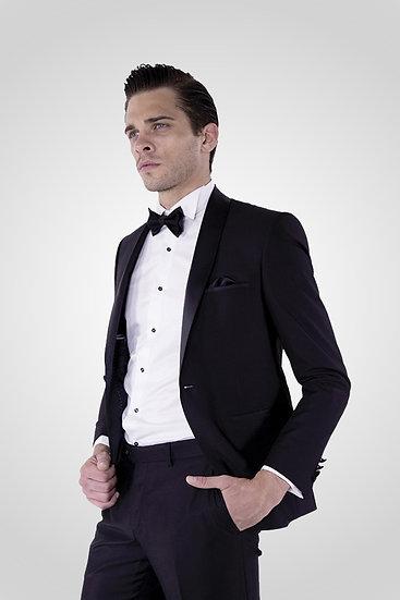Costume de marié ADIMO - Bari Teos Noir