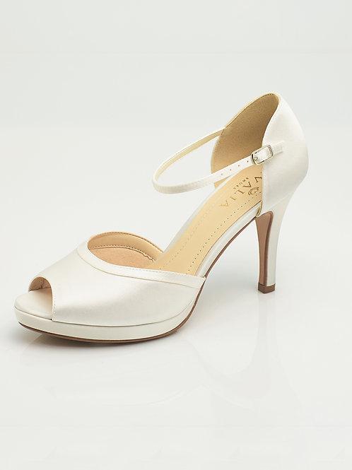 Chaussures de mariée satin AVALIA - INES