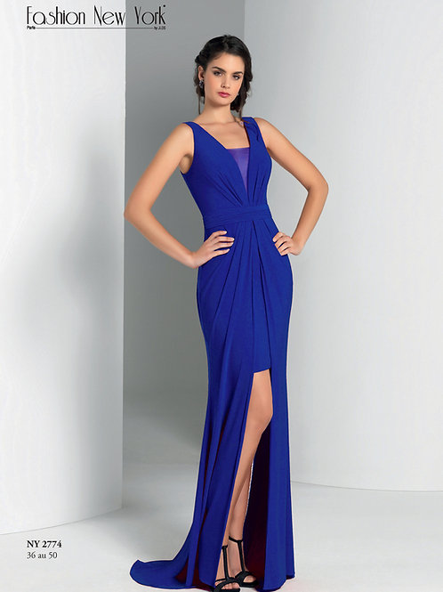 Robe de cocktail longue - NY2774
