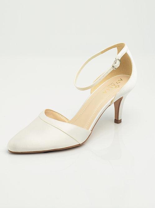 Chaussures de mariée satin AVALIA - MIRA