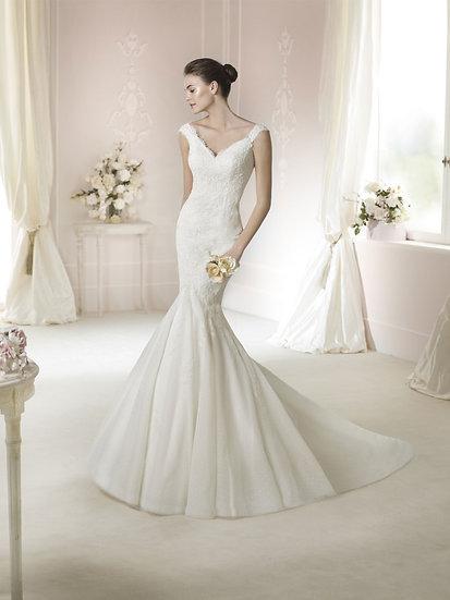 Robe de Mariée White One Modèle DAFNA