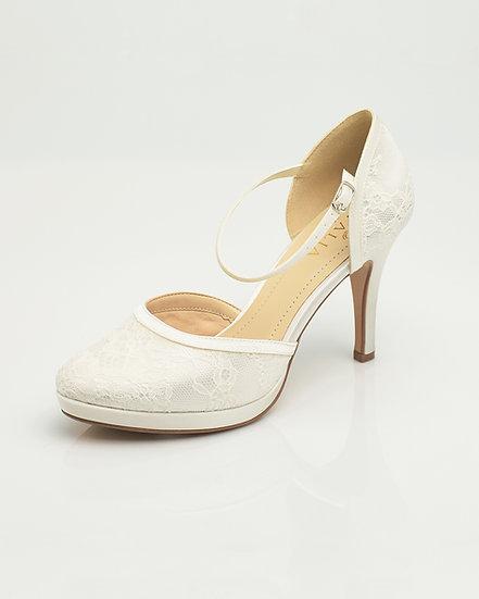 Chaussures Mariée Dentelle AVALIA - MAYA