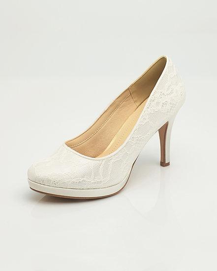 Chaussures Mariée Dentelle AVALIA - SURI