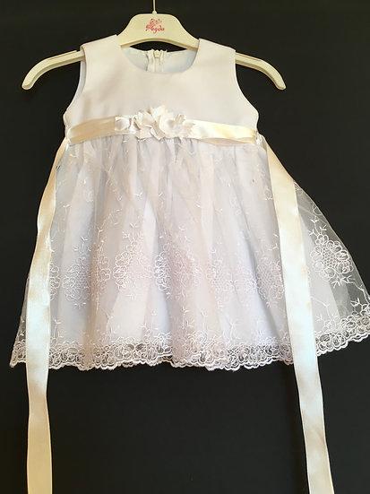 Robe de cortège Ezda - Chloé Blanc