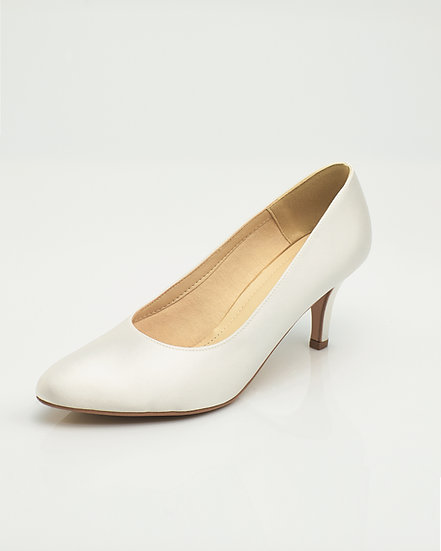 Chaussures Mariée Satin AVALIA - ANNA