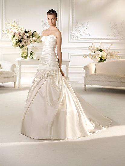 Robe de Mariée White One Modèle NAUTA