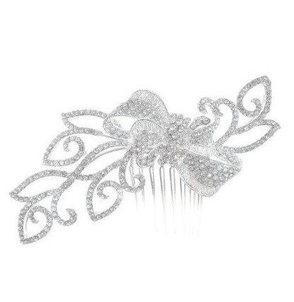 Peigne de mariée strass Crinoligne - Lola