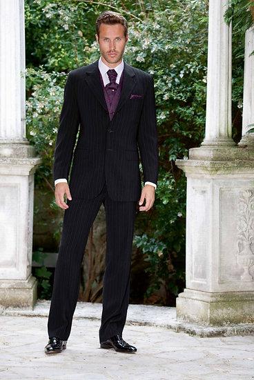 Costume de marié Guy Laurent - Marteen Noir