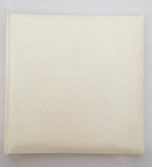 Livre d'or pailleté - 3967 Ivoire