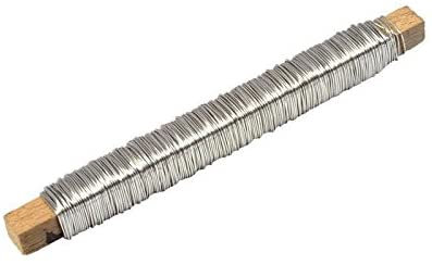Fil d'aluminium 20m - Argent