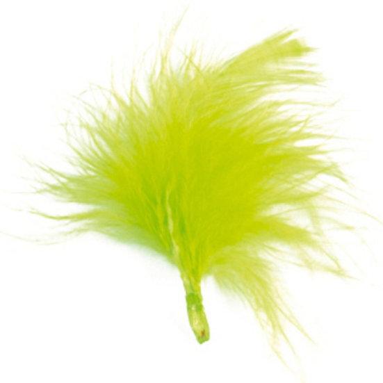 Sachet 20 plumes - Vert