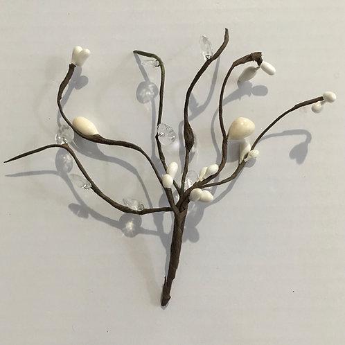 Branche décorative - Couleur