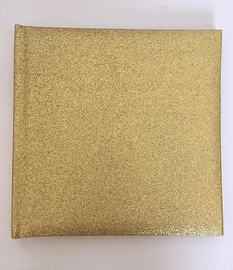 Livre d'or pailleté - 3967 Doré