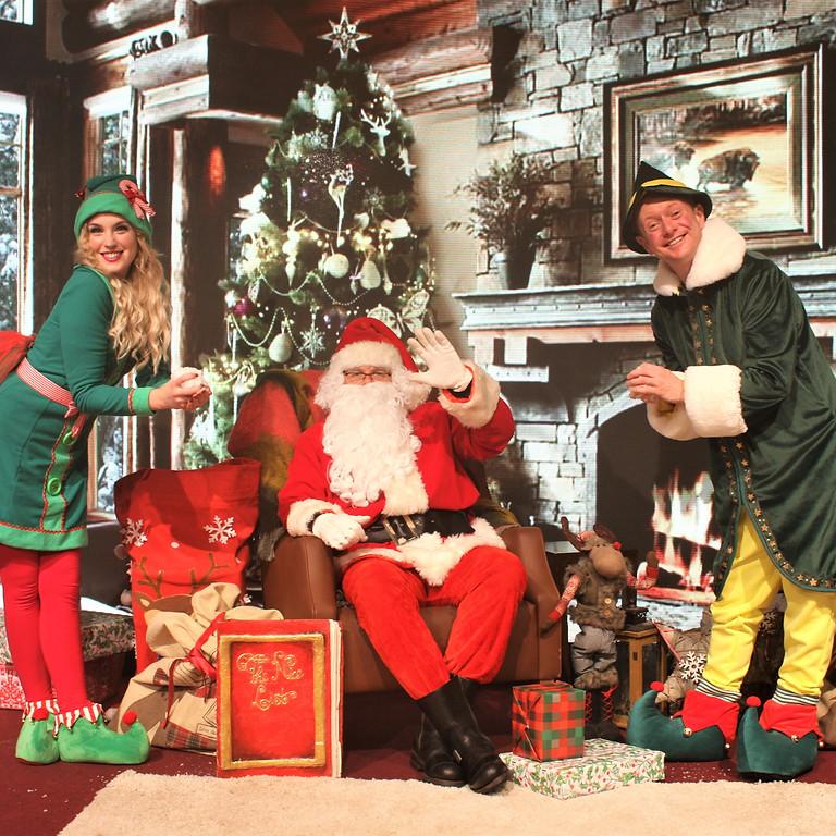 Breakfast with Santa & His Helpers