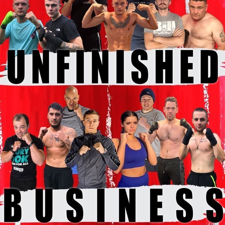 Unfinished Business Boxing Event
