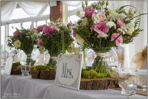 7 Niebo Bistro - przyjęcie weselne, autor zdjęcia Tomek Wosik