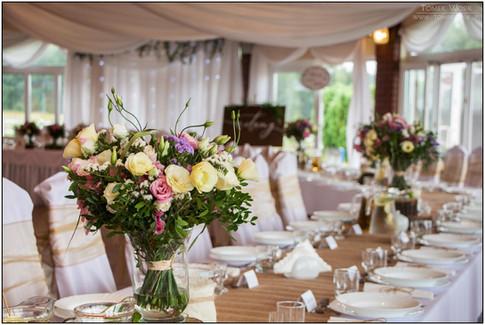 7 Niebo Bistro - przyjęcie weselne