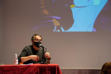 Ángel Fernández Sebastián (traductor audiovisual y adaptador de canciones)