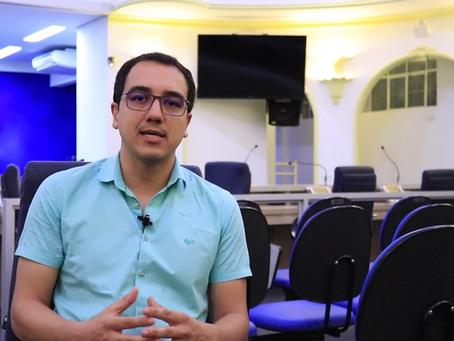 """""""A população poderia falar com o Executivo"""", opina Lucas Arruda sobre o fim das charretes"""