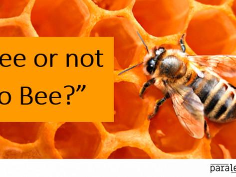 """""""Bee or not to bee?"""": Abelhas como agentes de transformação social"""