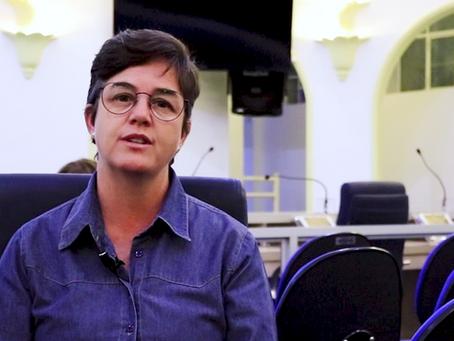"""""""É um clamor da sociedade"""", afirma vereadora Ciça Opípari sobre o fim das charretes"""