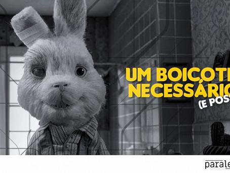 Testes de cosméticos em animais: um boicote necessário e possível